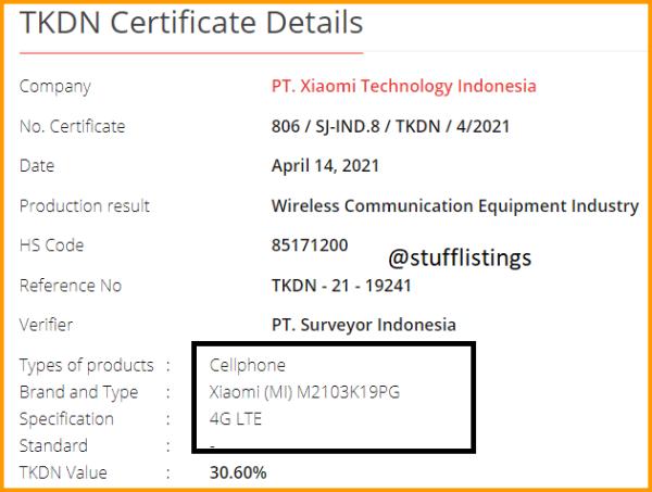 POCO M3 Pro đạt chứng nhận TKDN