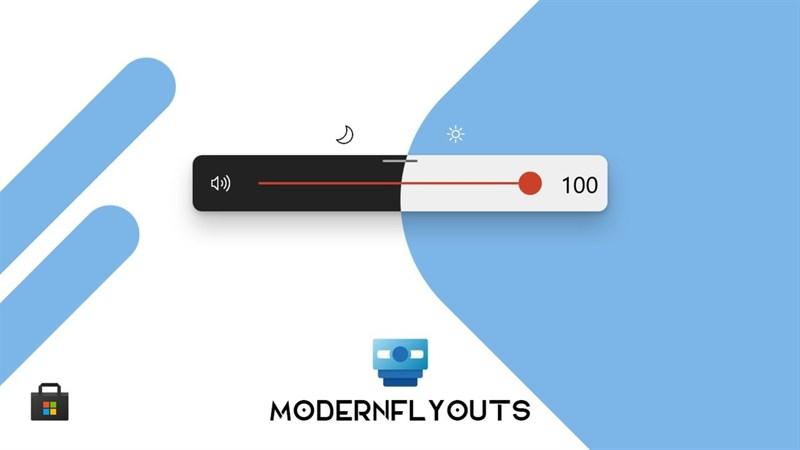 Tùy chỉnh giao diện thanh âm lượng