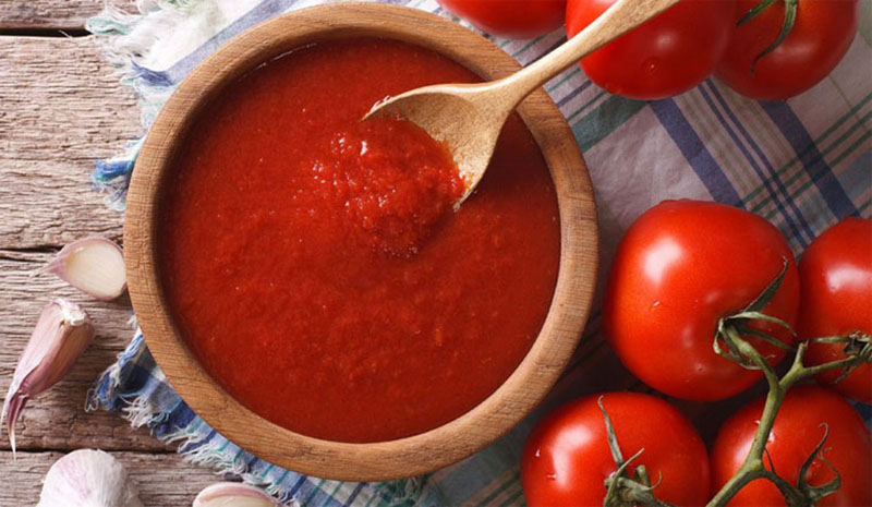 Sử dụng cà chua trong các bữa ăn hàng ngày