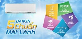Những công nghệ nổi bật trên máy lạnh Daikin 2021