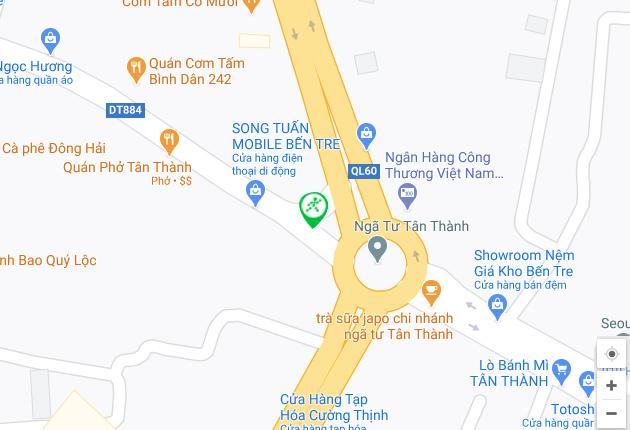 AK_BTR_BTR - Thửa 51 Phú Tân