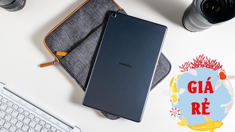Đầu tuần săn deal 2 mẫu tablet cũ nhà Samsung, giá rẻ chỉ từ 3.4 triệu