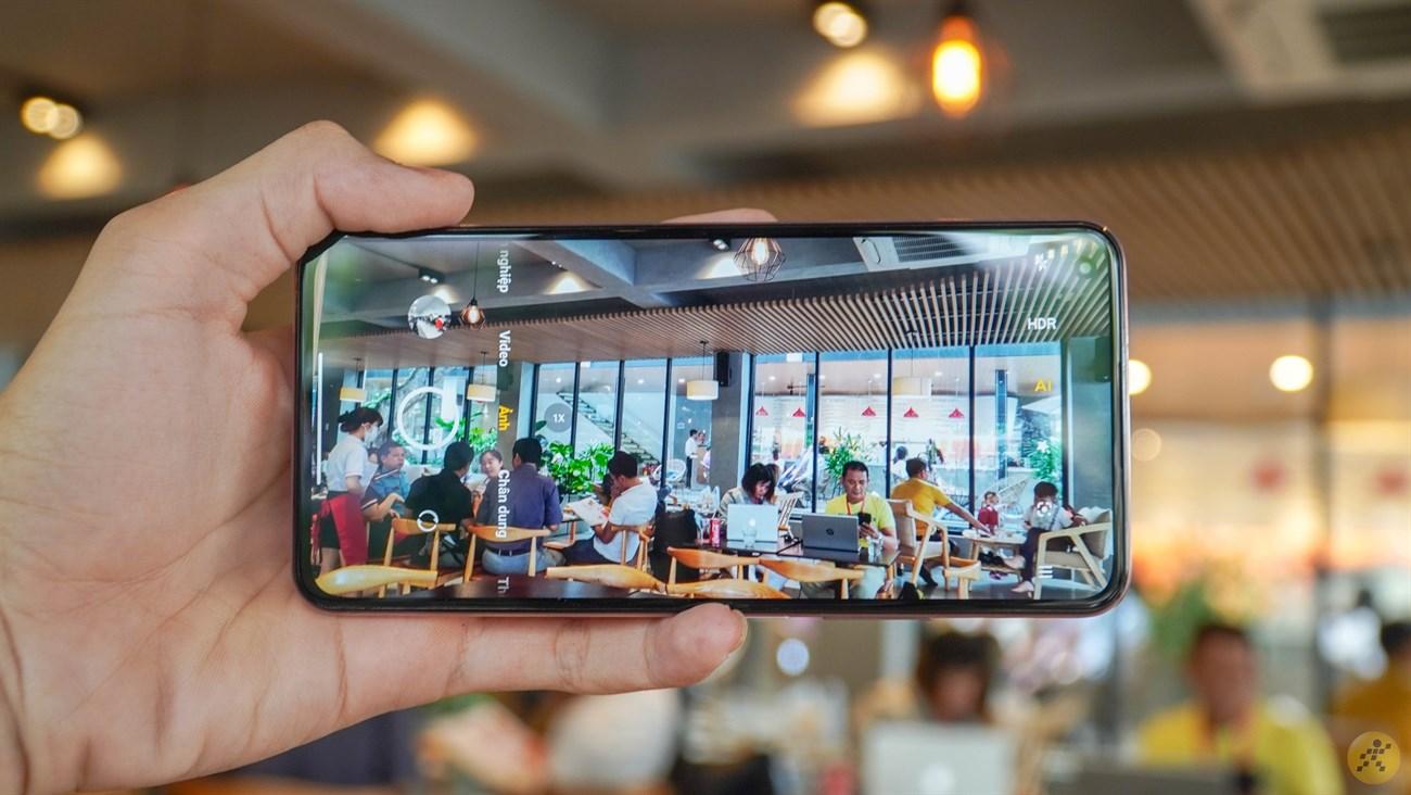 Camera Xiaomi Mi 11 Lite for good quality photos