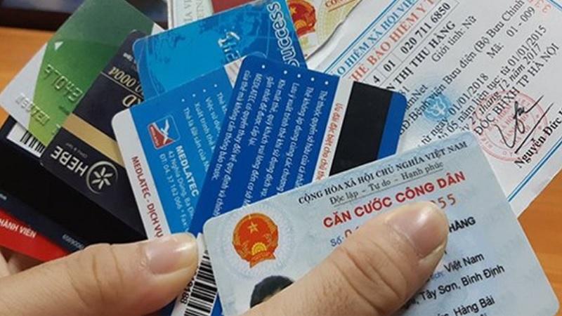 Thẻ căn CCCD gắn chip có thay thế hộ chiếu không?