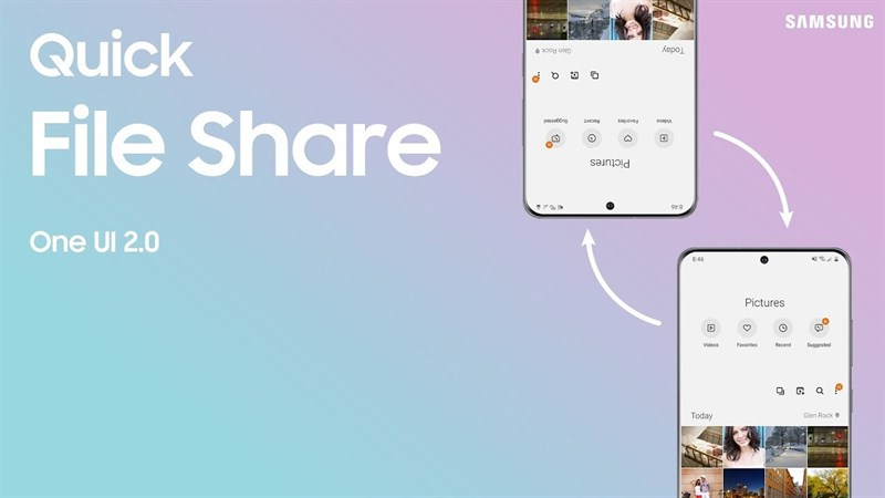 Hướng dẫn cách sử dụng tính năng 'AirDrop' của Samsung
