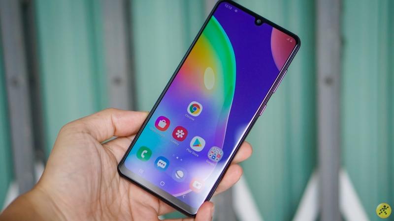 Samsung Galaxy A31 bắt đầu nhận được bản cập nhật Android 11 với giao diện One UI 3.1