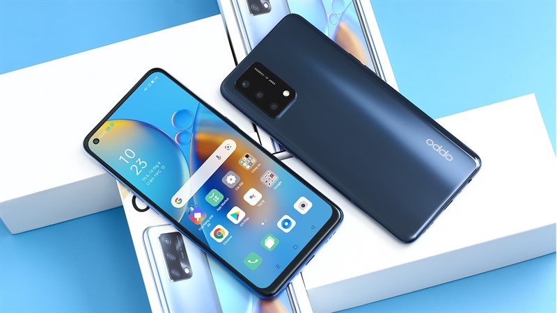 OPPO A74