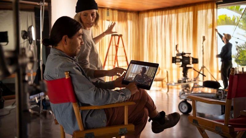 iPad Pro 11 inch vẫn sẽ mang lại cho bạn trải nghiệm xem phim, chơi game rất tốt.