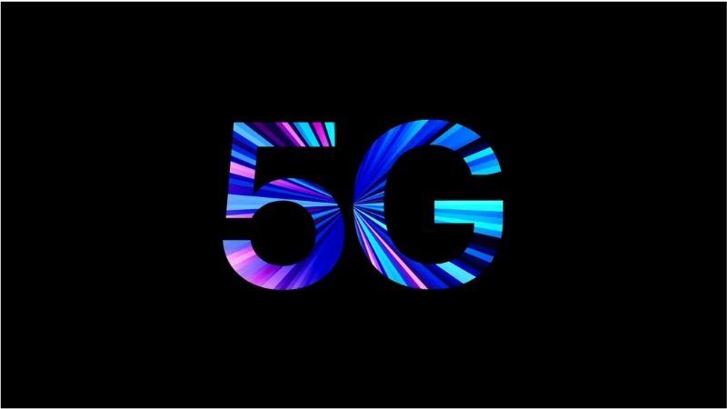 Công nghệ 5G cũng xuất hiện trên iPad Pro 2021.