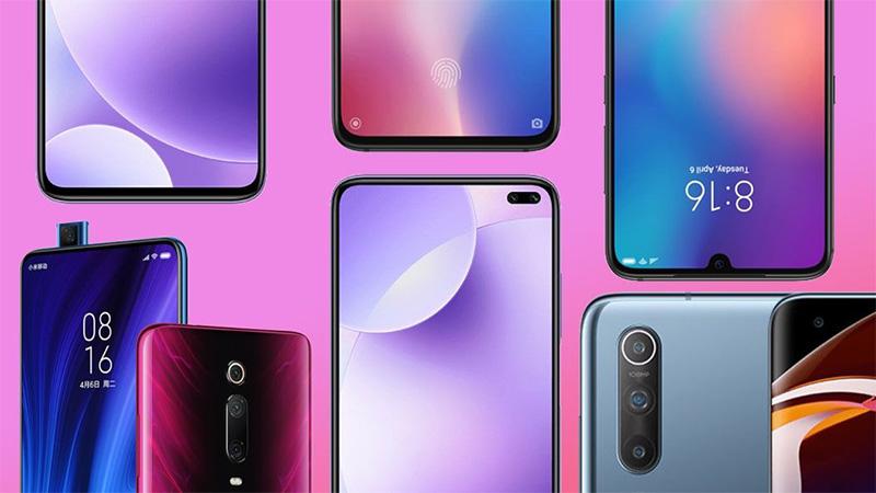 Xiaomi hiện đang sở hữu các dòng điện thoại nào đang hot, dòng nào đáng sở hữu nhất?