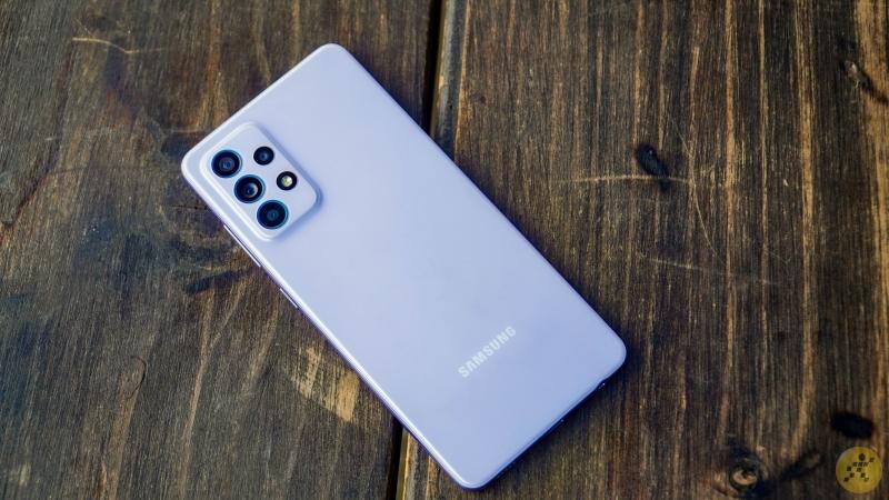 Galaxy F52 5G được cho là phiên bản đổi tên của Galaxy A52 5G