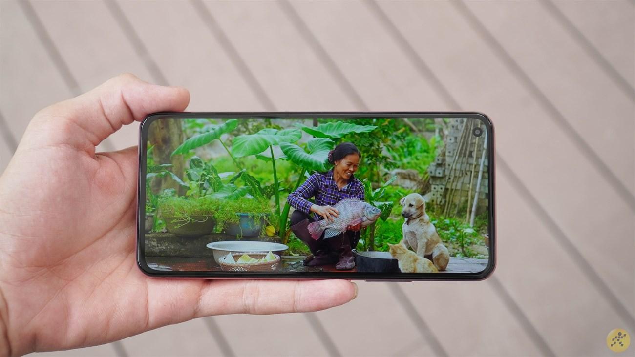 Xiaomi Mi 11 Lite for vast visibility