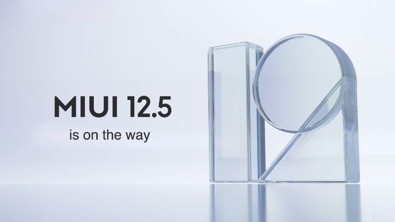 Thêm nhiều smartphone nhận được bản cập nhật MIUI 12.5