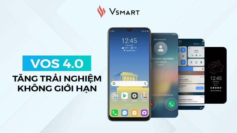 Đón chờ hệ điều hành VOS 4.0 trên điện thoại Vsmart với loạt tính năng hoàn toàn mới giúp nâng cấp trải nghiệm