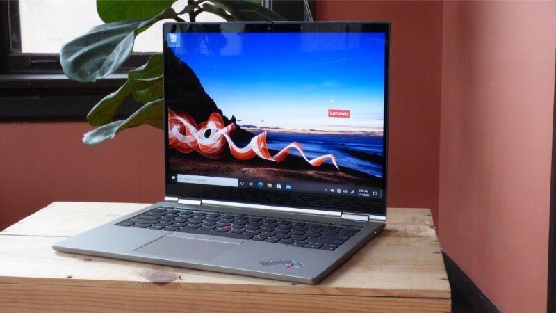 ThinkPad X1 Titanium ra mắt: Cấu hình cao cấp, có phiên bản hỗ trợ 5G