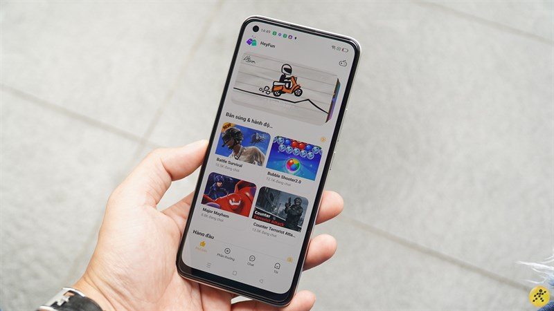 Realme 8 is equipped with Helio G95 chip