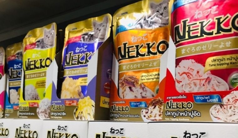 Pate Nekko cho mèo có tốt không?