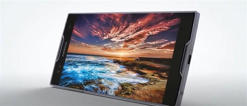 Với tầm nền OLED, Nokia X50 sẽ mang đến hiển thị tốt hơn, đẹp mắt hơn cho người dùng. Nguồn: Concept.