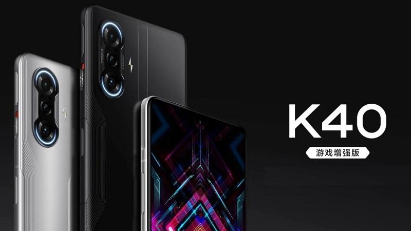 Redmi K40 Game Enhanced Edition ra mắt: Chip ngon, pin lớn, màn hình 120Hz mà giá bán đúng là 'rẻ bất ngờ'
