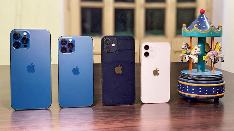 Tim Cook: iPhone 12 là mẫu iPhone phổ biến nhất, nhưng doanh số của iPhone 12 Pro cũng rất 'mạnh mẽ'