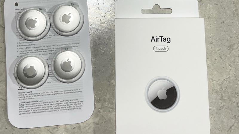 Bất ngờ lô hàng AirTag đầu tiên của Apple đã được giao sớm hơn cho những khách hàng may mắn đặt hàng trước
