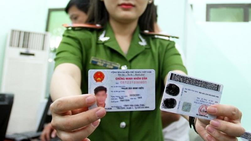 Căn cước công dân mới