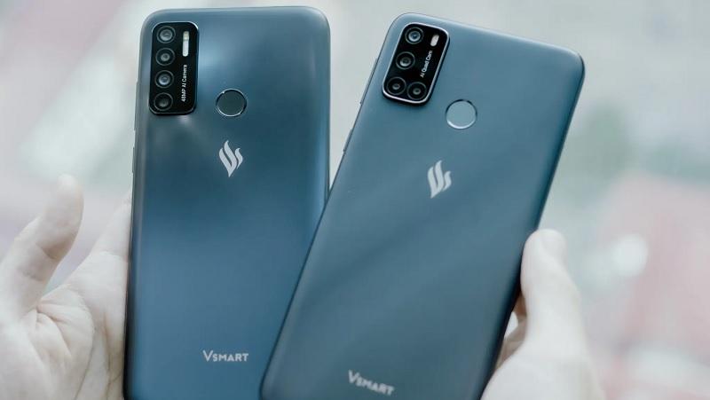 TOP 5 smartphone Vsmart giá rẻ nhất Thế Giới Di Động, mua đi ngay đi thôi