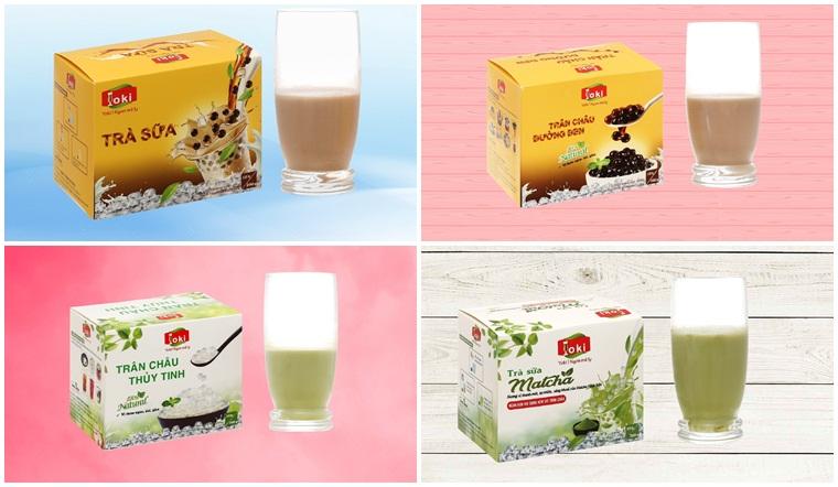 Khuấy động mùa hè với trà sữa Yoki ngon mê ly