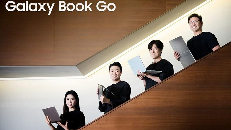 Samsung Galaxy Book Go ra mắt: Thiết kế siêu mỏng nhẹ, dùng chip ARM, chạy Windows 10, giá 8 triệu đồng