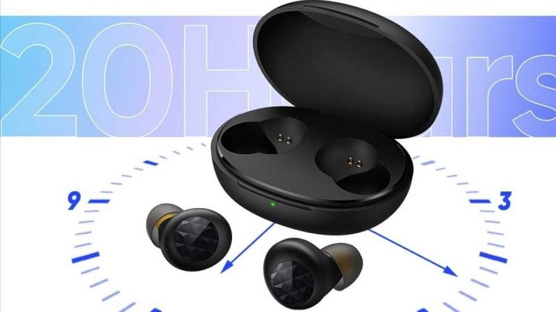 Tai nghe không dây Realme Buds Q2 ra mắt: Thiết kế siêu nhẹ, có khử ồn, pin 20 giờ, giá chỉ 600 ngàn đồng