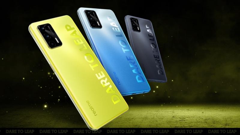 Realme Q3 Series: Hơn 50.000 chiếc đến tay người dùng trong ngày đầu tiên mở bán, đúng là máy ngon giá tốt có khác
