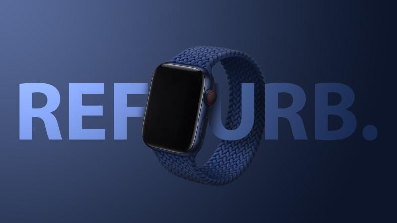 Apple bắt đầu bán Apple Watch Series 6 và Apple Watch SE hàng tân trang với mức giá rẻ hơn đến 2.3 triệu đồng