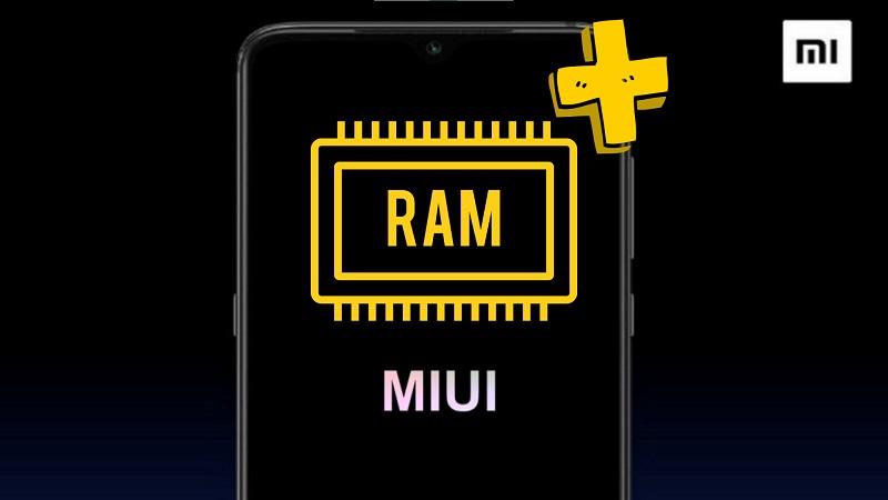 Xiaomi đang phát triển tính năng mở rộng bộ nhớ RAM cho smartphone
