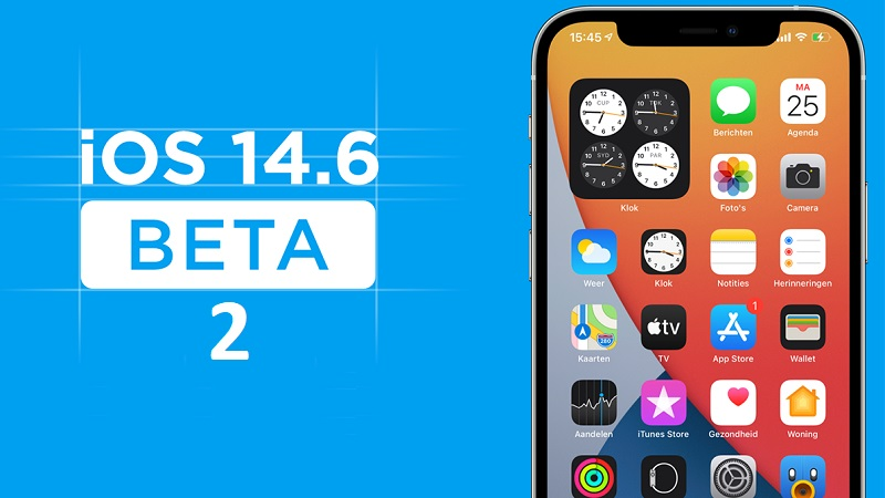 iOS 14.6 và iPadOS 14.6 beta được phát hành, bạn đã trải nghiệm thử?