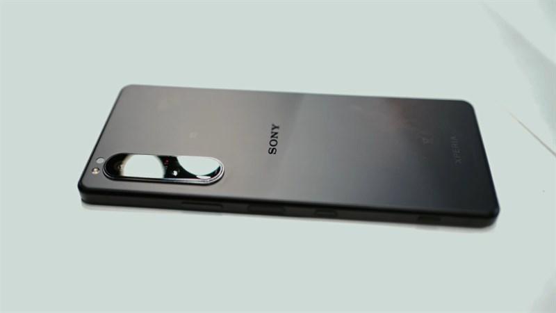 Mặt lưng của Sony Xperia 1 Mark III