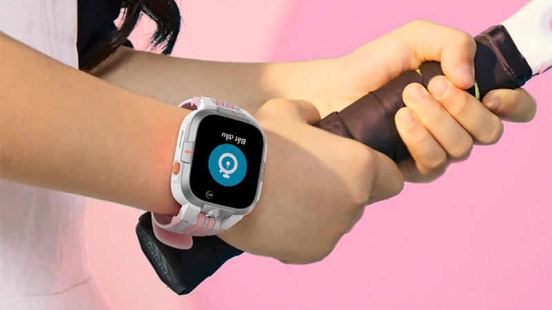 Đồng hồ thông minh định vị trẻ em Kidcare 4G cao cấp