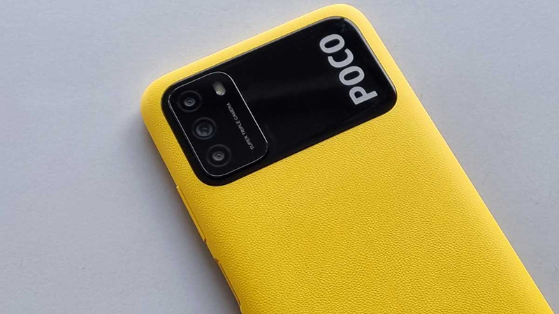 The POCO M3 Pro should be equipped with a 6,000 mAh battery