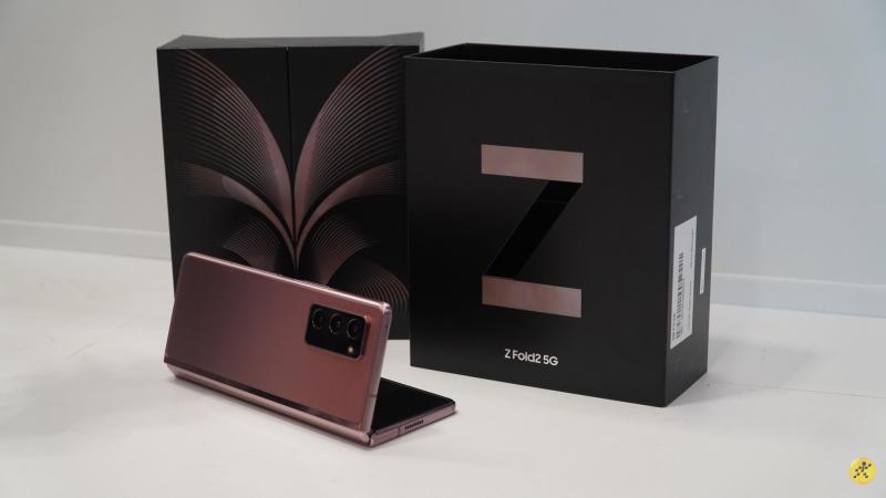 Tư vấn Galaxy Z Fold 2 phiên bản mùa hè 2021