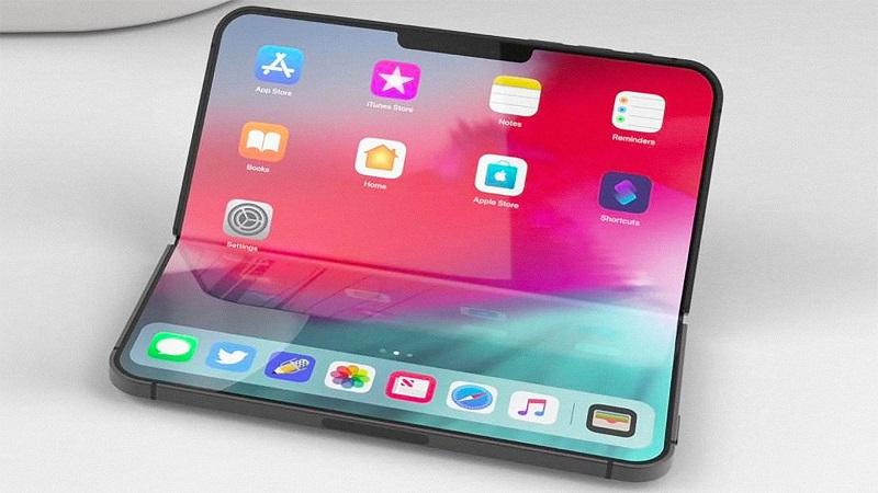 Tin vui cho iFan: iPhone màn hình gập sẽ ra mắt vào năm 2023 và Apple sẽ trở thành 'người chiến thắng lớn nhất'