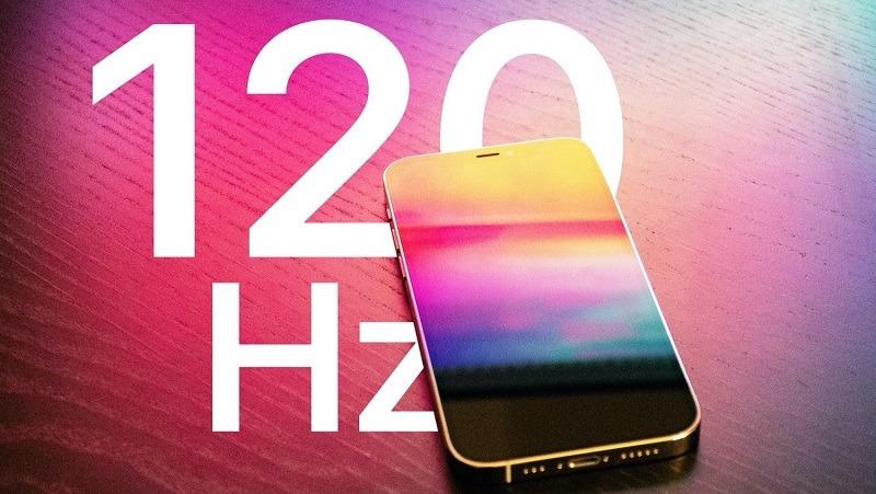 Samsung sẽ cung cấp độc quyền màn hình OLED 120Hz tích hợp trên iPhone 13 Pro (iPhone 12s Pro)