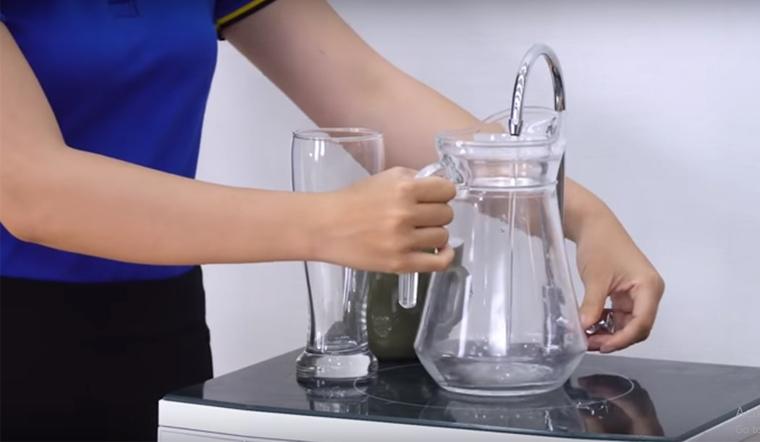 Lưu ý để sử dụng máy lọc nước hiệu quả