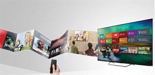 Hướng dẫn cách cài đặt các ứng dụng cho tivi Samsung, LG, Sony chi tiết