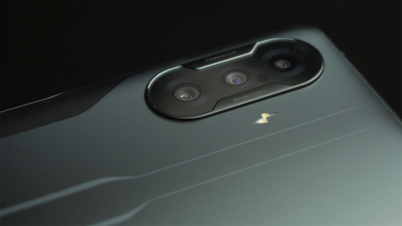 Thiết kế camera của Xiaomi Redmi K40 Gaming Edition