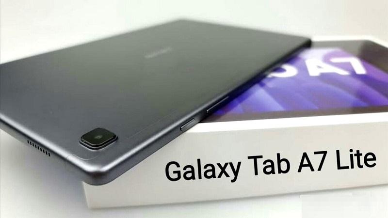 Máy tính bảng giá rẻ Galaxy Tab A7 Lite xuất hiện trên trang hỗ trợ của Samsung, ngày ra mắt dường như đã đến gần