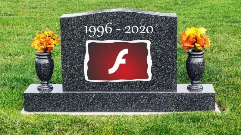 Microsoft ngừng hỗ trợ Adobe Flash trên Windows 10