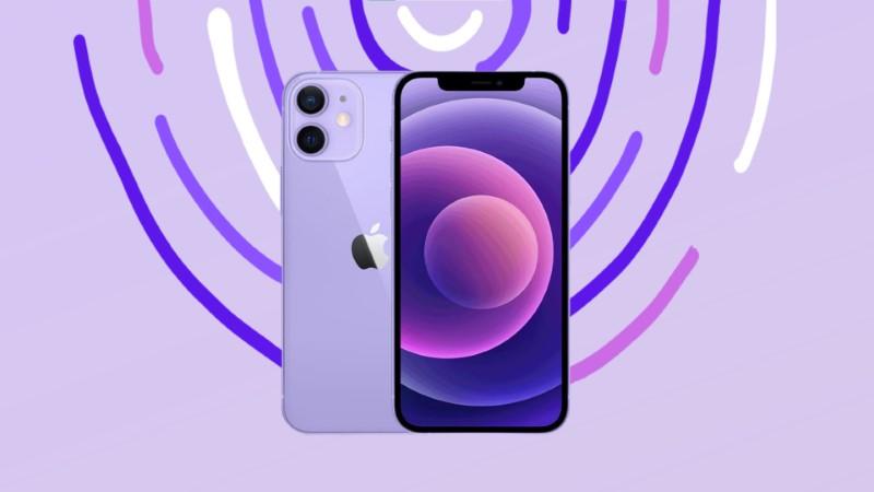 Thế Giới Di Động chuẩn bị mở bán iPhone 12 màu tím