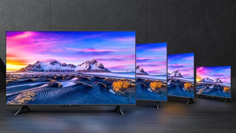 Xiaomi Mi TV P1 series ra mắt: 4 kích thước màn hình, độ phân giải 4K, hỗ trợ HDR10+, giá từ 7.7 triệu đồng