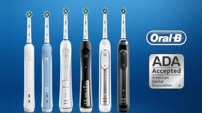 Bàn chải đánh răng điện Oral-B Pro