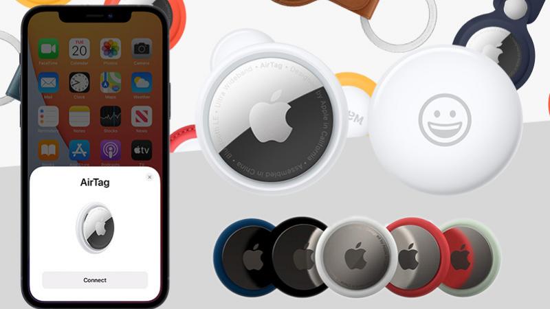 Apple AirTag sắp mở bán tại Việt Nam