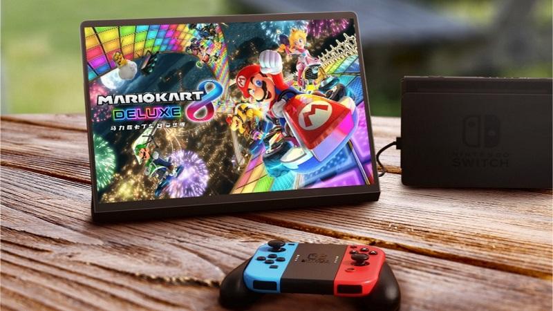 Lenovo nhá hàng máy tính bảng Yoga X, có thể trở thành một màn hình di động nhờ tích hợp cổng HDMI